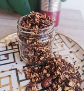 Holly Granola