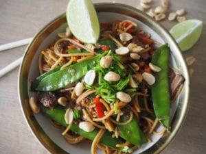 Vegan Pad Thai Rezept Holly Wilkinson